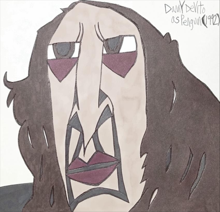 Danny DeVito par armattock